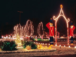 Upper's Winter Fantasy of Lights