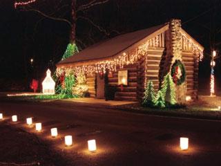 Upper S Winter Fantasy Of Lights